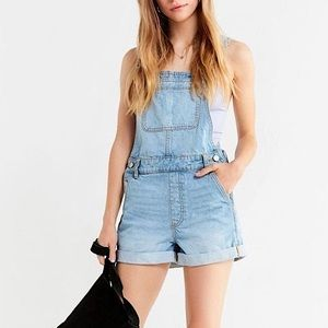Urban Outfitters BDG | NWOT denim overall shorts